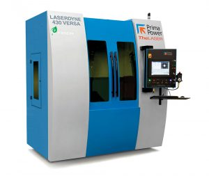 The LASERDYNE 430 Versa