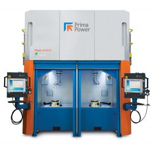 Prima Power Laserdyne 606D Dual Workstation System