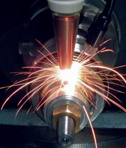Welding nickel based aerospace alloys