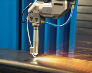 Prima Power Laserdyne's piercing process