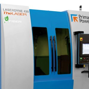 2011 First LASERDYNE 430 system installed