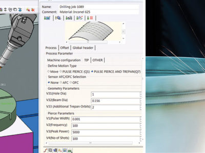 FASTTRIM Software For Enhanced Laser Processing