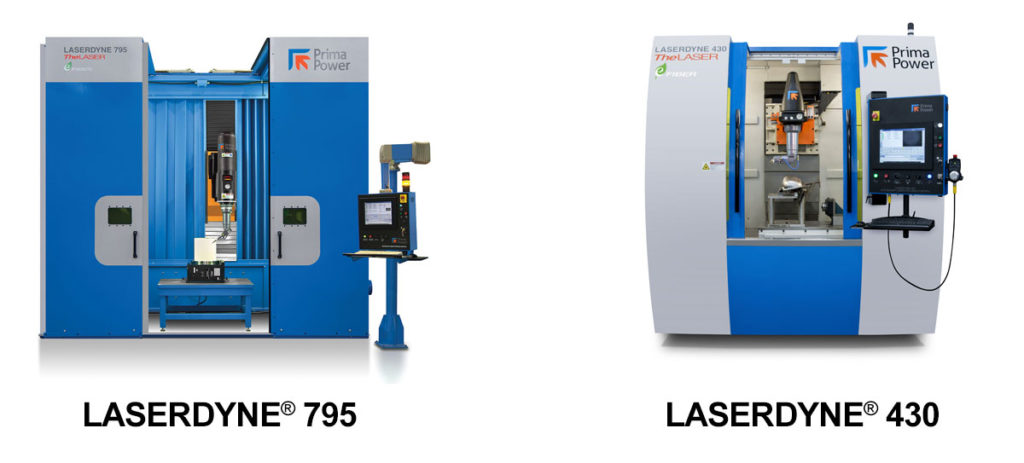 Rent or Lease a LASERDYNE® system