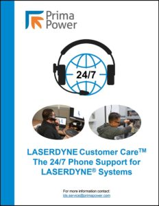 LASERDYNE Customer Care™
