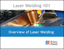 Laser Welding Overview